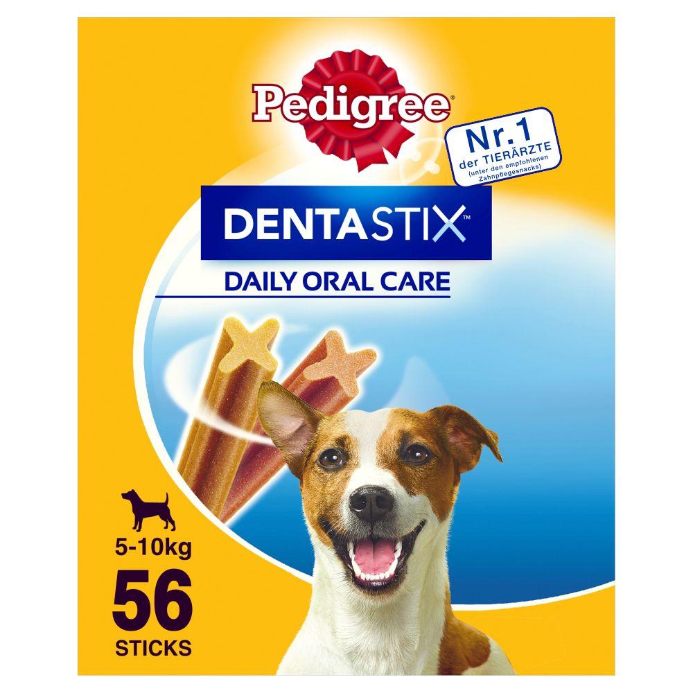 Pedigree Dry Dog Food + 56 x Dentastix Small - Special Bundle!* - Puppy Chicken & Rice (13.2kg) + Dentastix Small (x56)