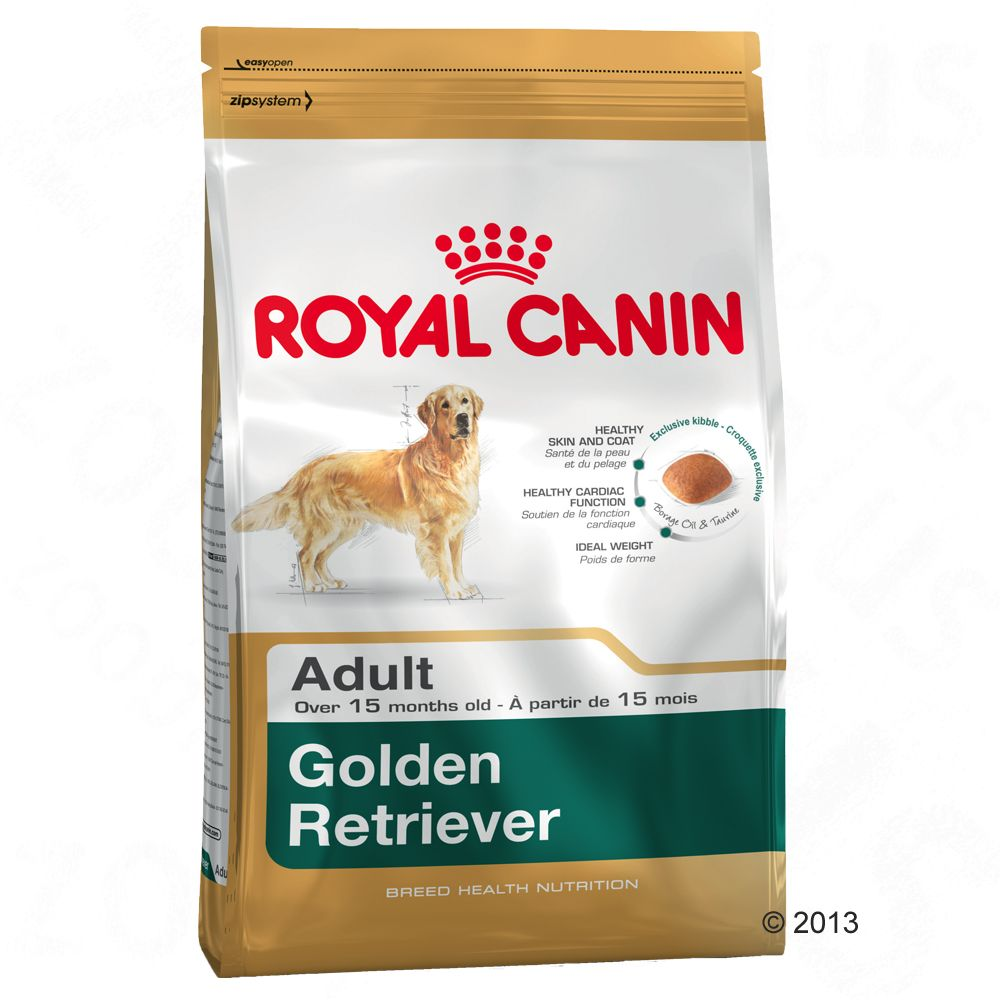 Royal Canin Golden Retriever Adult - 2 x 12 kg