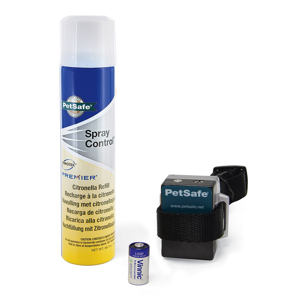 PetSafe Spray Anti-Bell-Halsband - Sparset: 2 N...