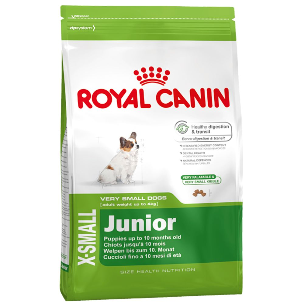 Royal Canin X-Small Junior - Economy Pack: 2 x 3kg