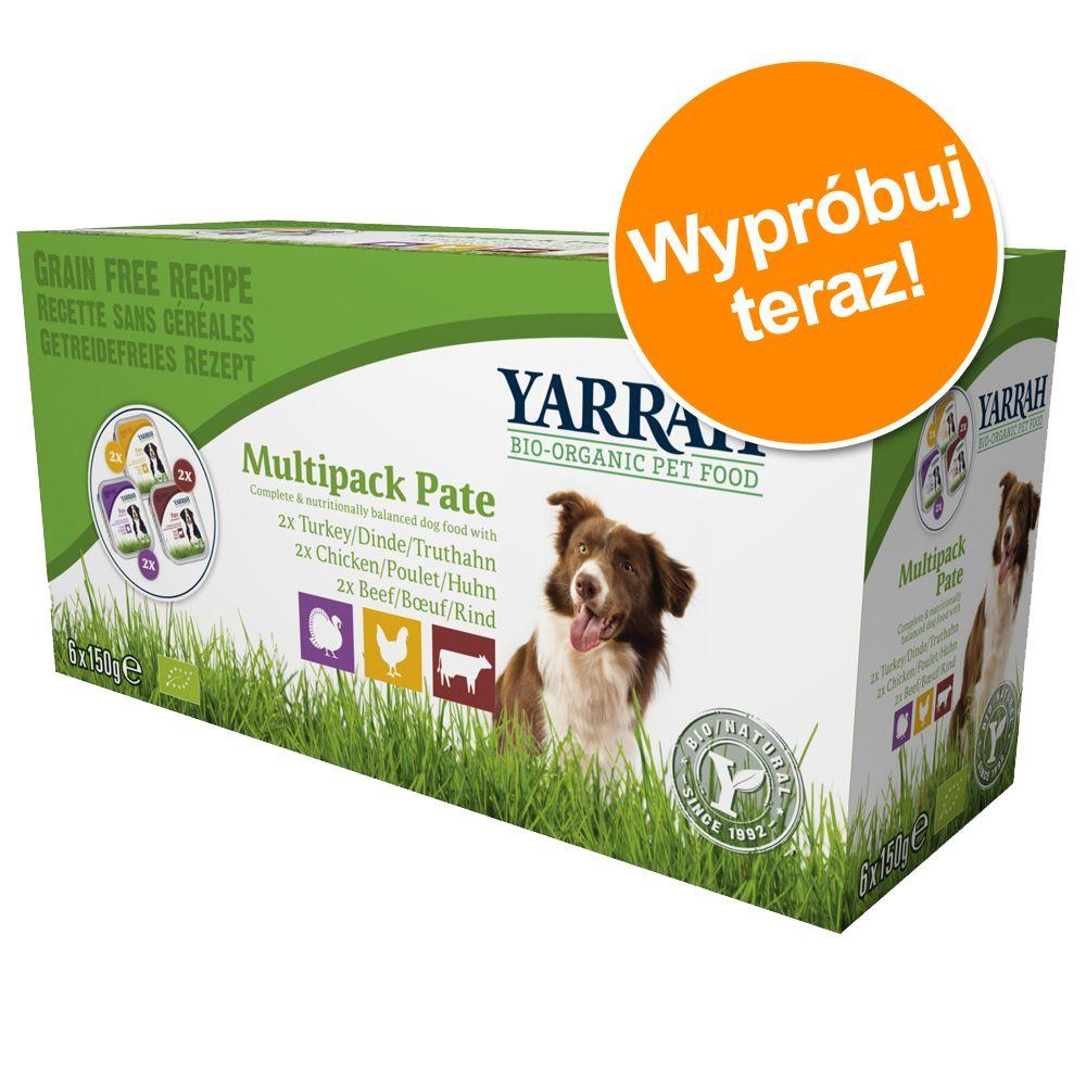 Pakiet próbny Yarrah