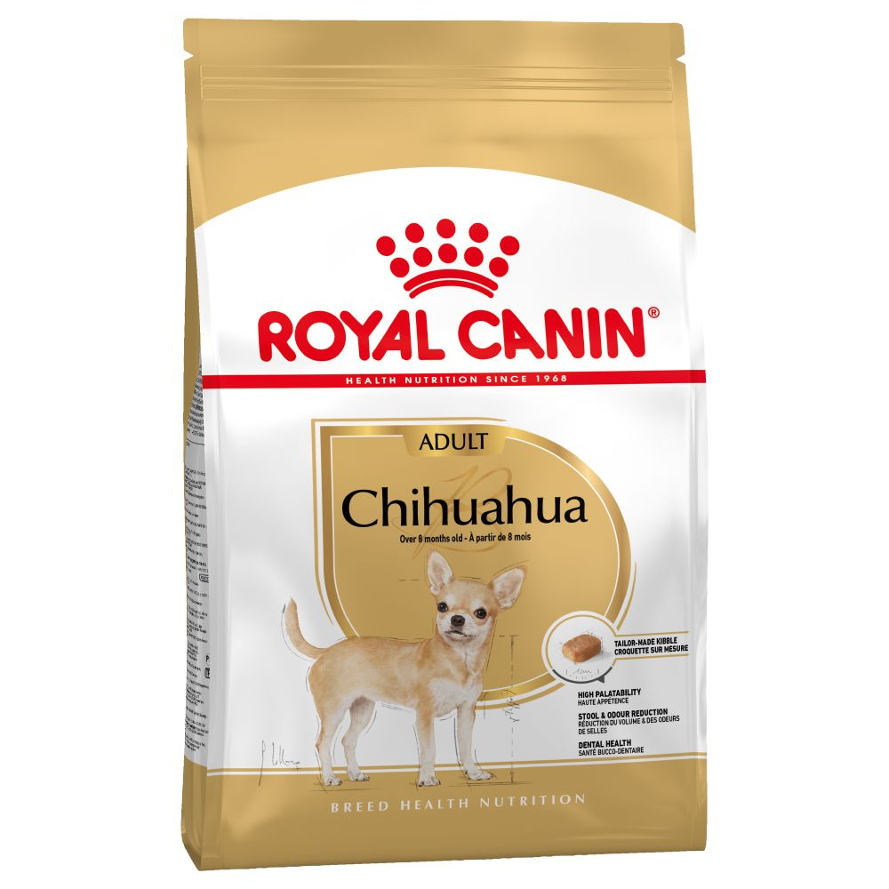 3kg Chihuahua Royal Canin Adult Dry Dog Food