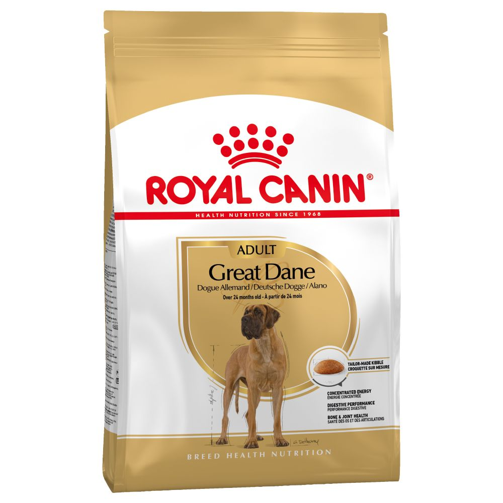 Great Dane Royal Canin Adult Dry Dog Food
