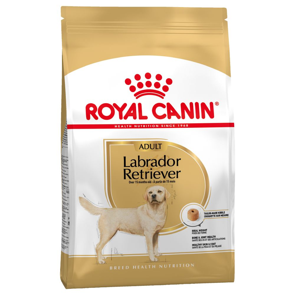 12kg Labrador Retriever Royal Canin Adult Dry Dog Food