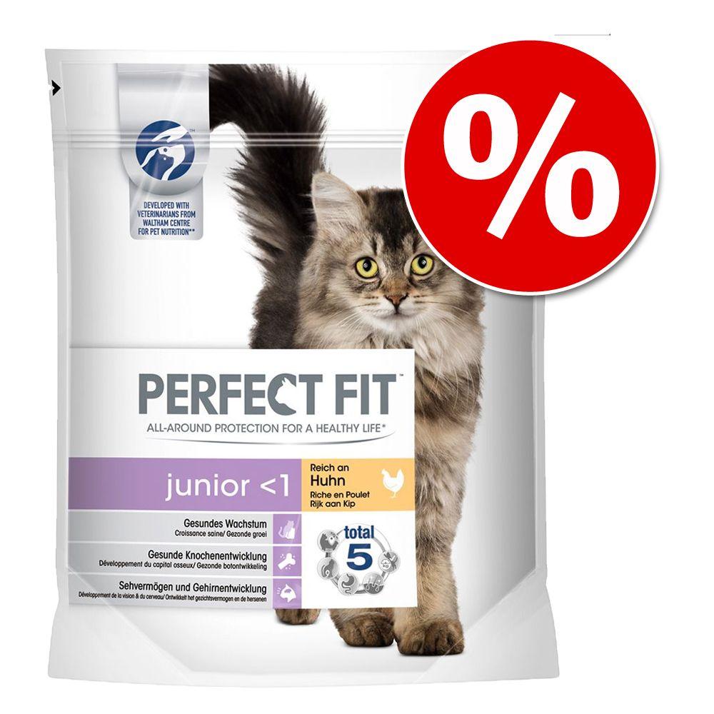Małe opakowanie Perfect Fit w super cenie! - Senior 7+, z kurczakiem, 1,5 kg