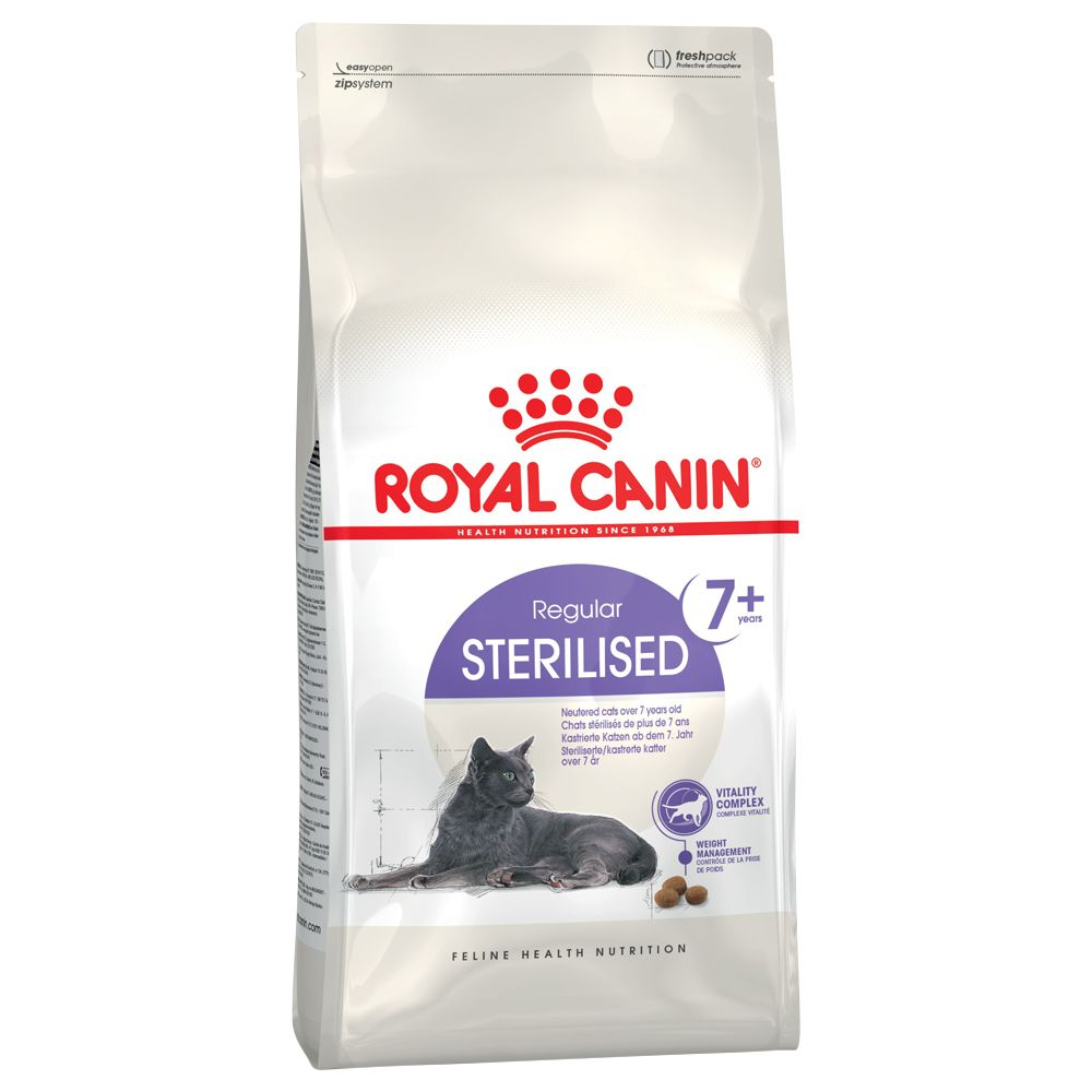 Royal Canin Sterilised +7 - 2 x 3,5 kg