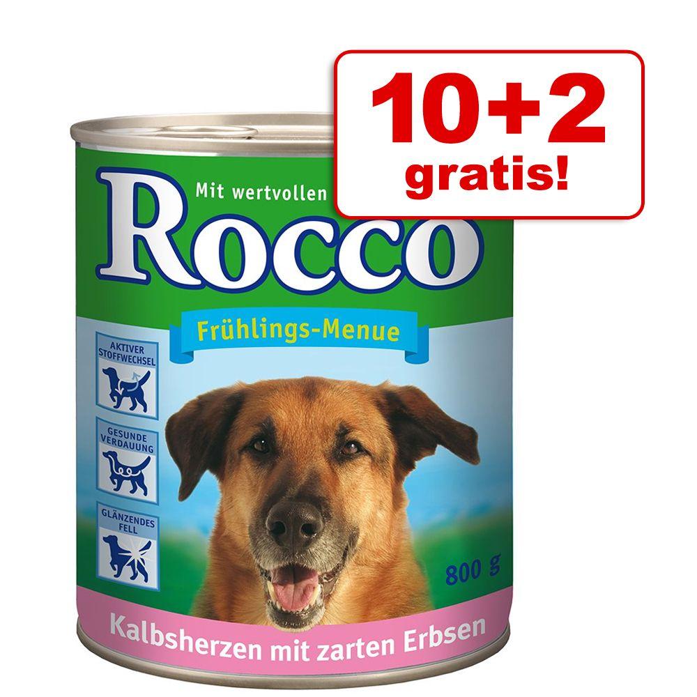 10 + 2 gratis! Rocco Spri