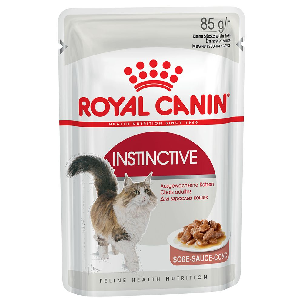 Instinctive in Gravy Royal Canin Wet Cat Food