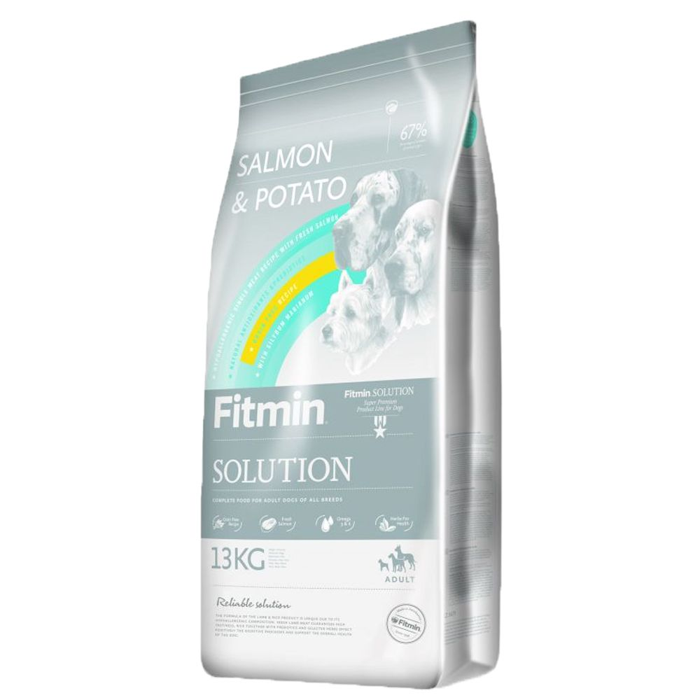 Fitmin Dog Solution Salmo