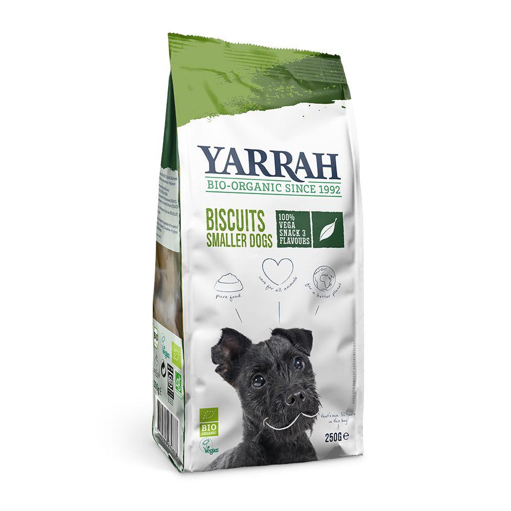250g Biscuits végétariens Yarrah Bio pour chien