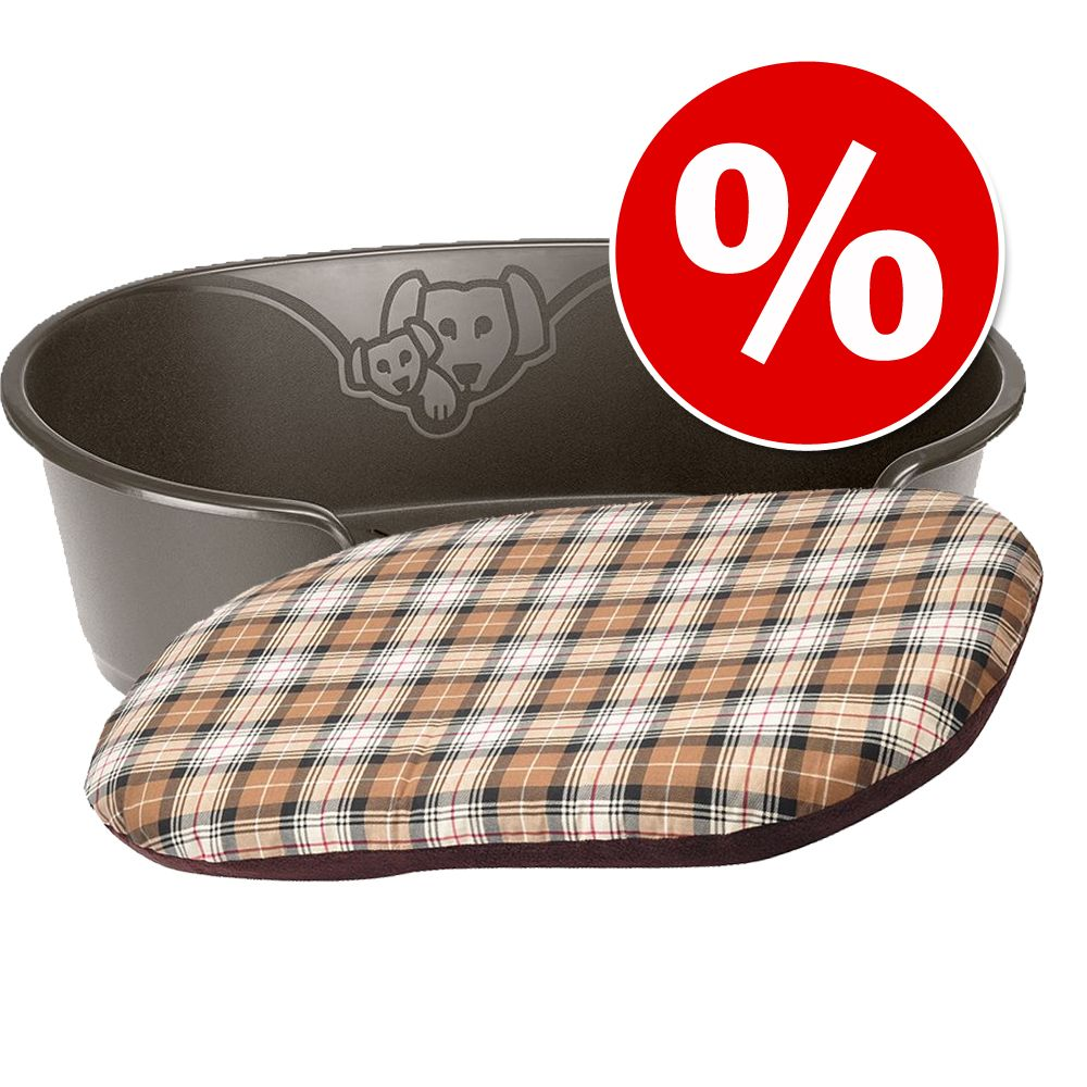 Sparpaket: Ferplast Hygienischer Hundekorb Sies...
