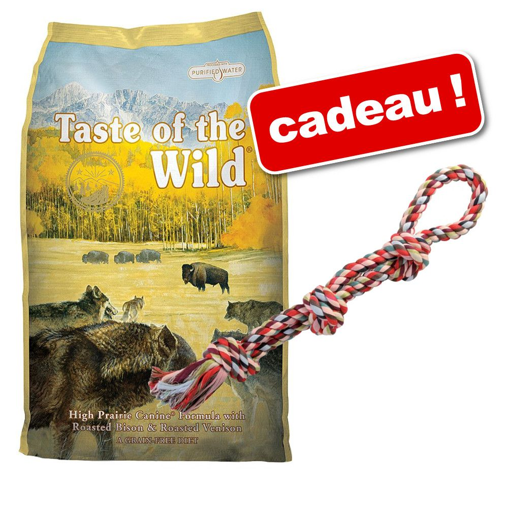 Chien Croquettes Taste of the Wild