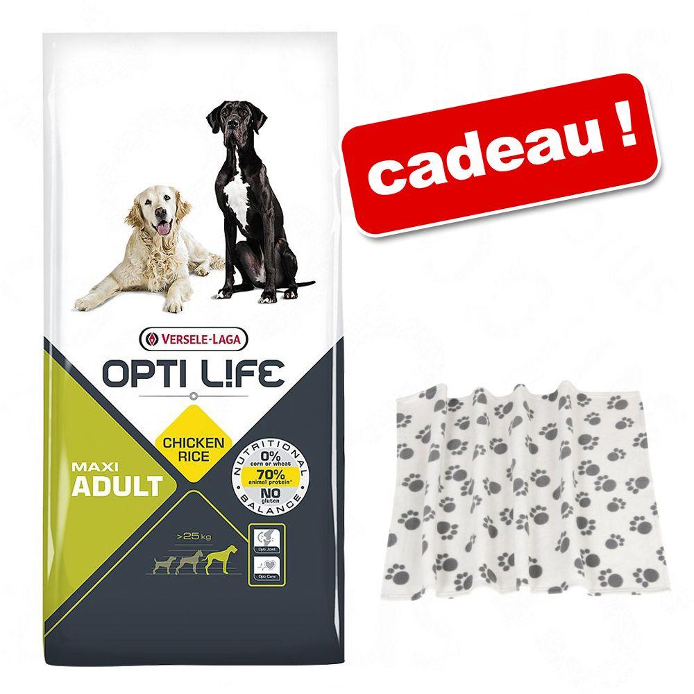 Chien Croquettes Opti Life Versele Laga Promos croquettes Opti Life