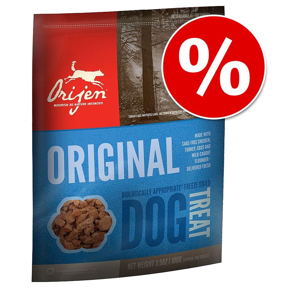 1 x / 3 x 56,7 g Orijen Snack Original Dog zum ...