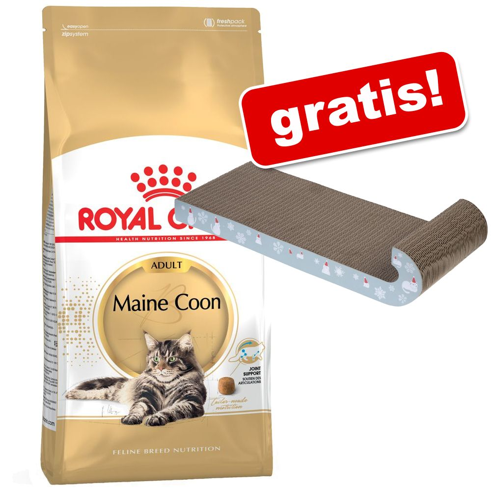 10 kg Royal Canin Breed + Kratzmöbel Schlitten ...