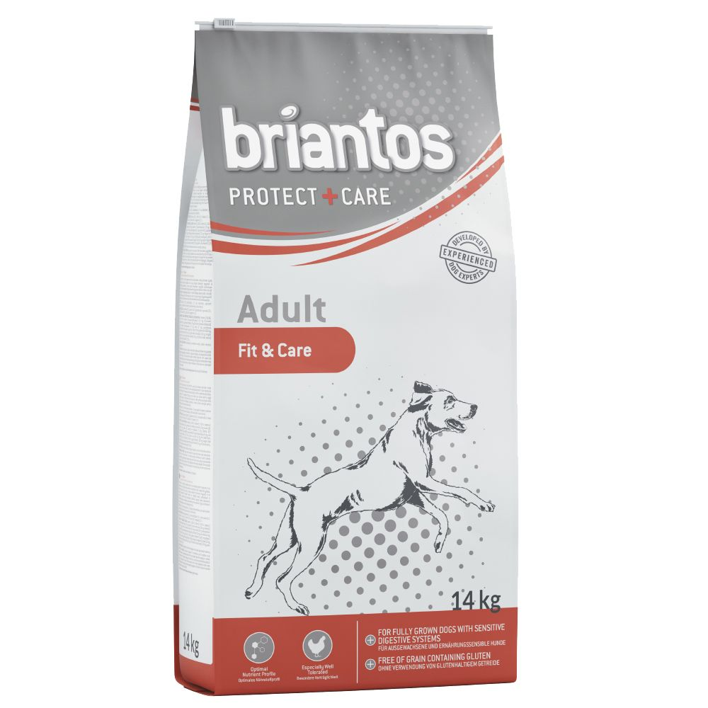 Image of Briantos Adult Fit & Care - Single Protein - 3 kg