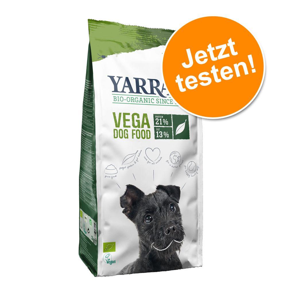 2 kg Yarrah Bio Hundefutter zum Probierpreis! -...