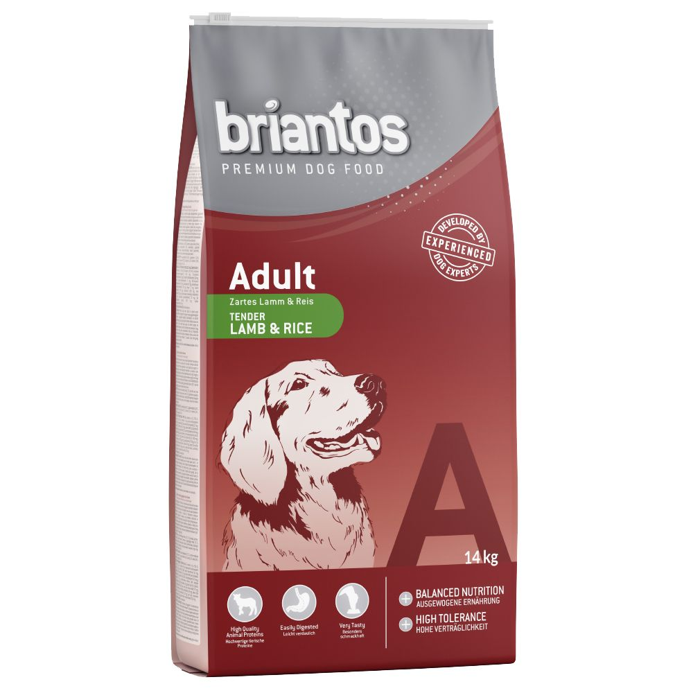 Briantos Adult Lamb & Rice Dry Dog Food