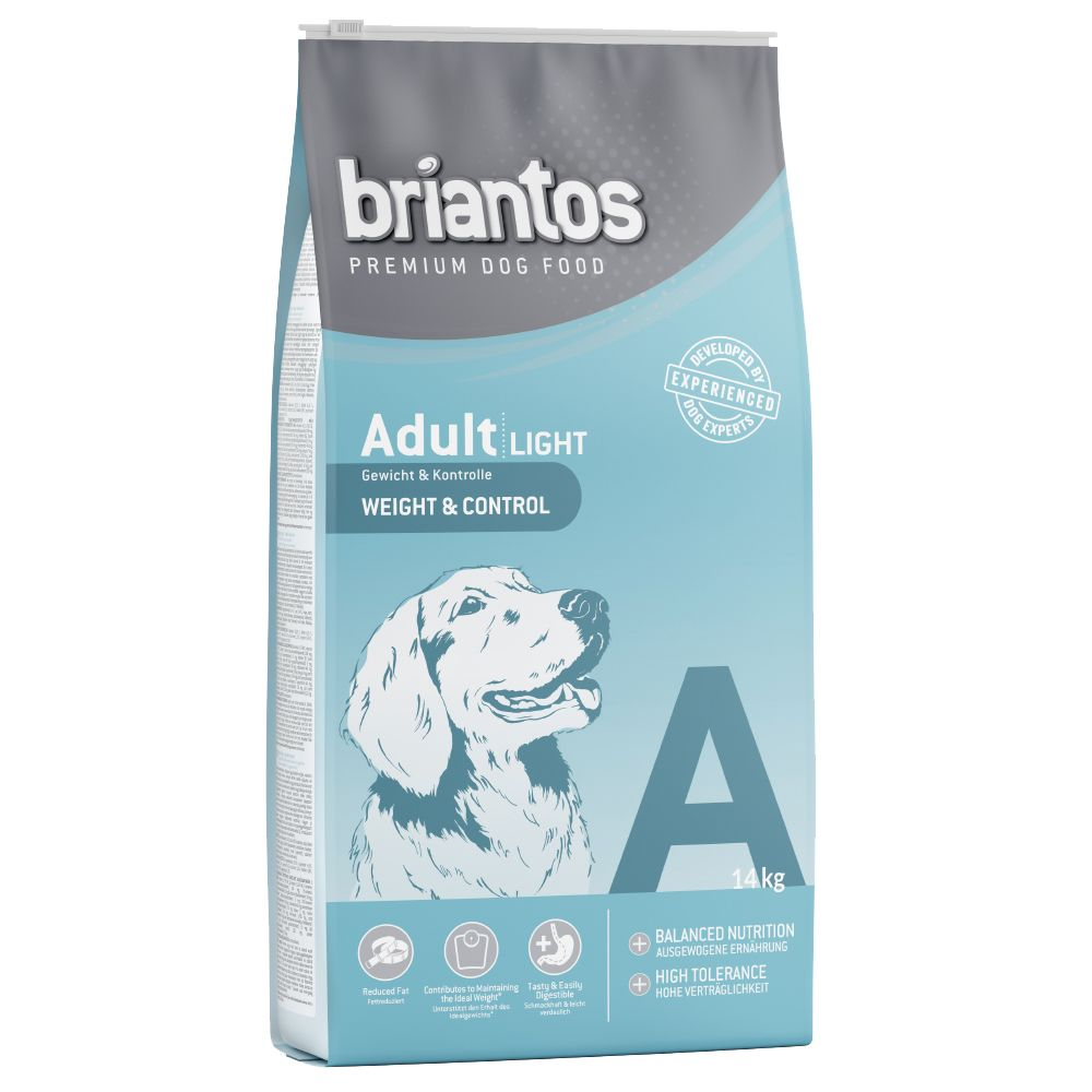 Briantos Adult Light - Ekonomipack: 2 x 14 kg