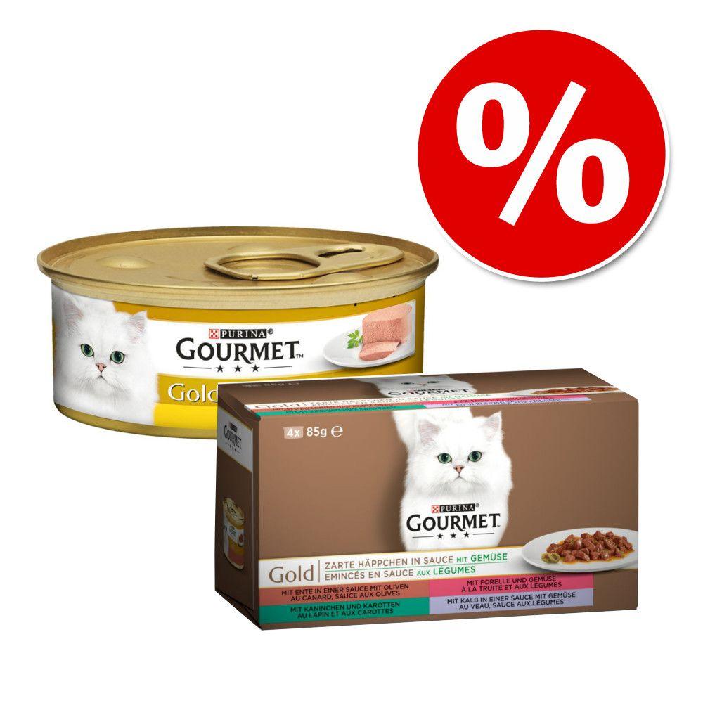 48 x 85 g Gourmet Gold Mu
