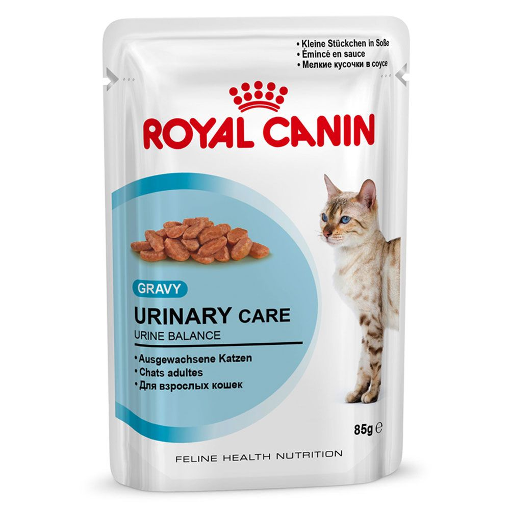 Royal Canin Urinary Care in Gravy - Saver Pack: 48 x 85g