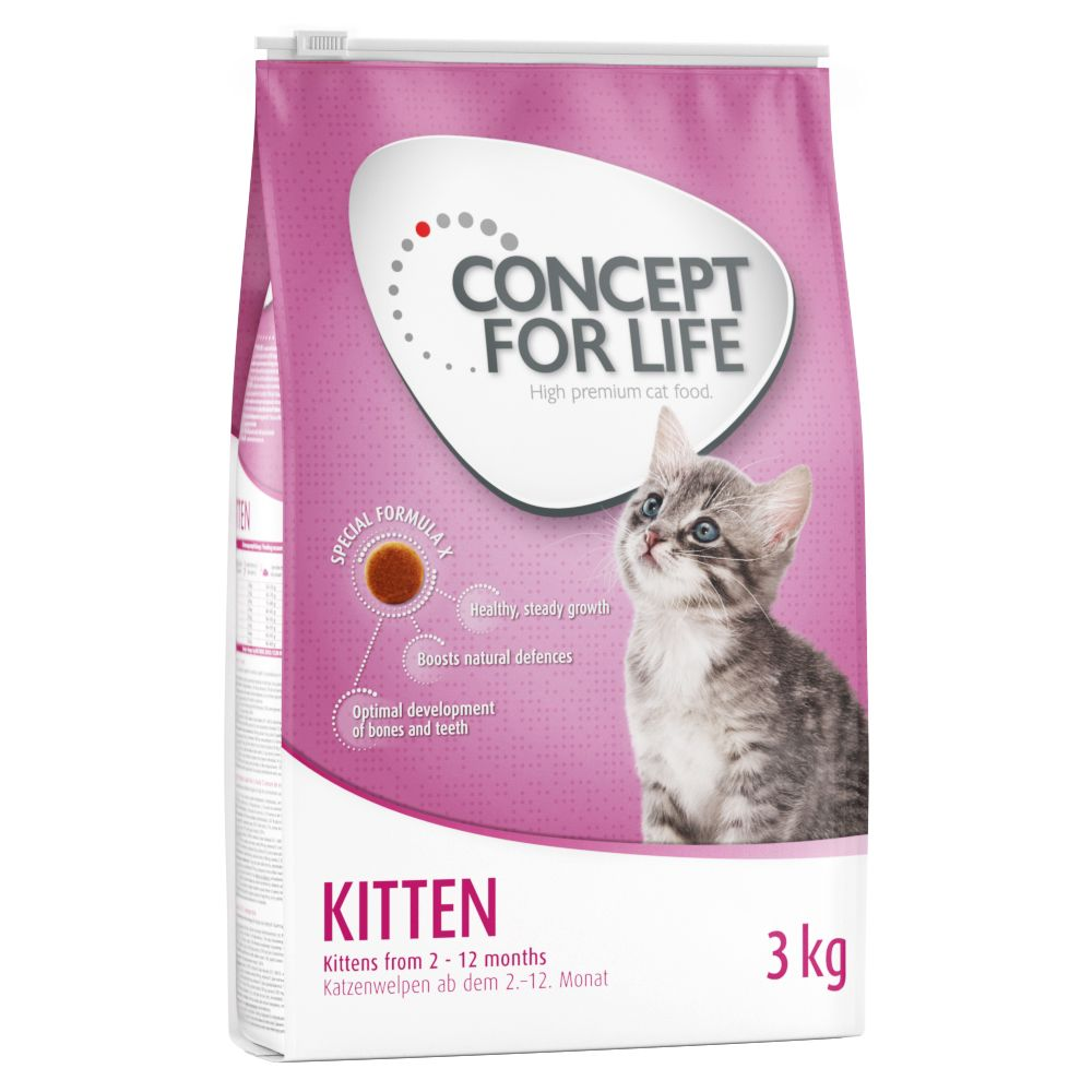 Concept for Life Kitten Dry Cat Food
