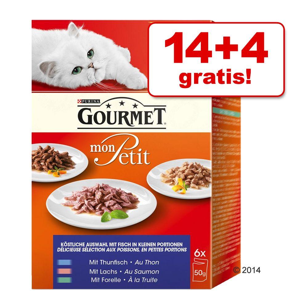 14 + 4 gratis! Gourmet Mo