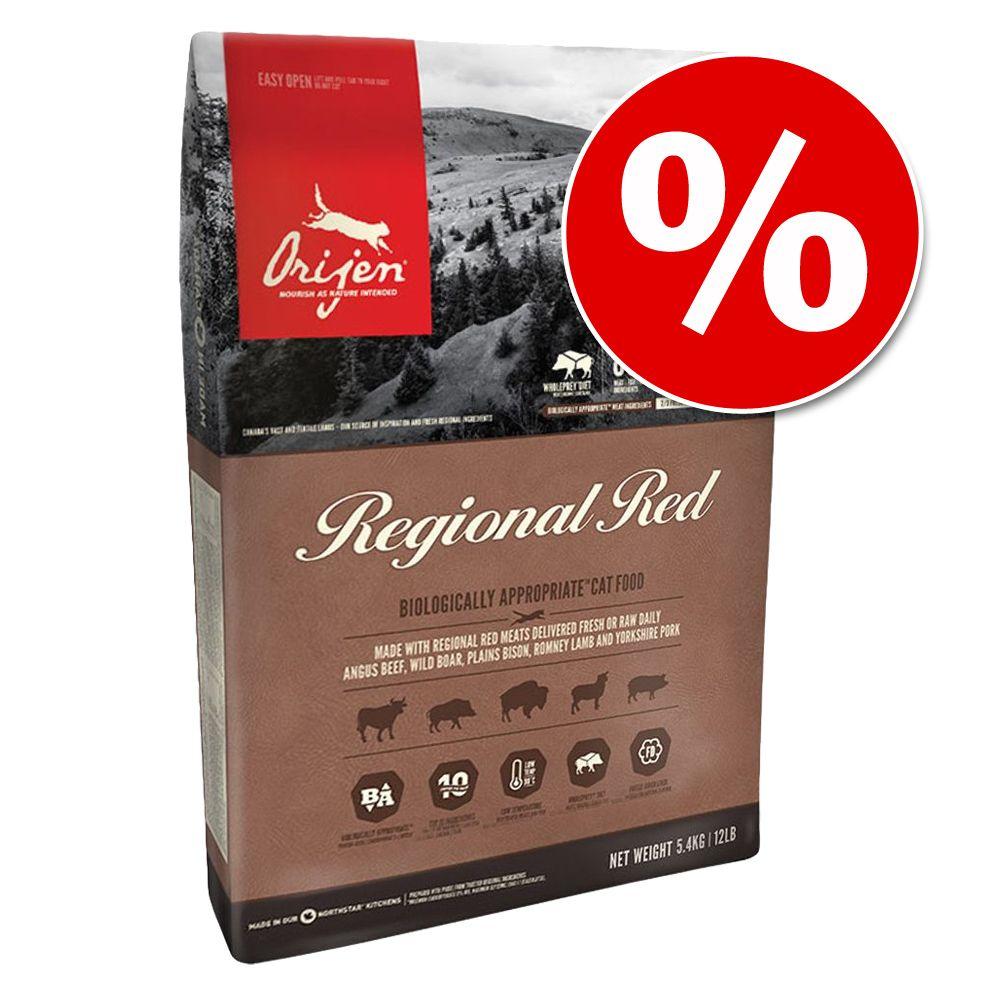 Orijen, karma sucha dla kota - Regional Red, 1,8 kg