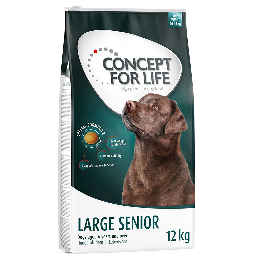 Large Senior Concept for Life Dry Dog Food