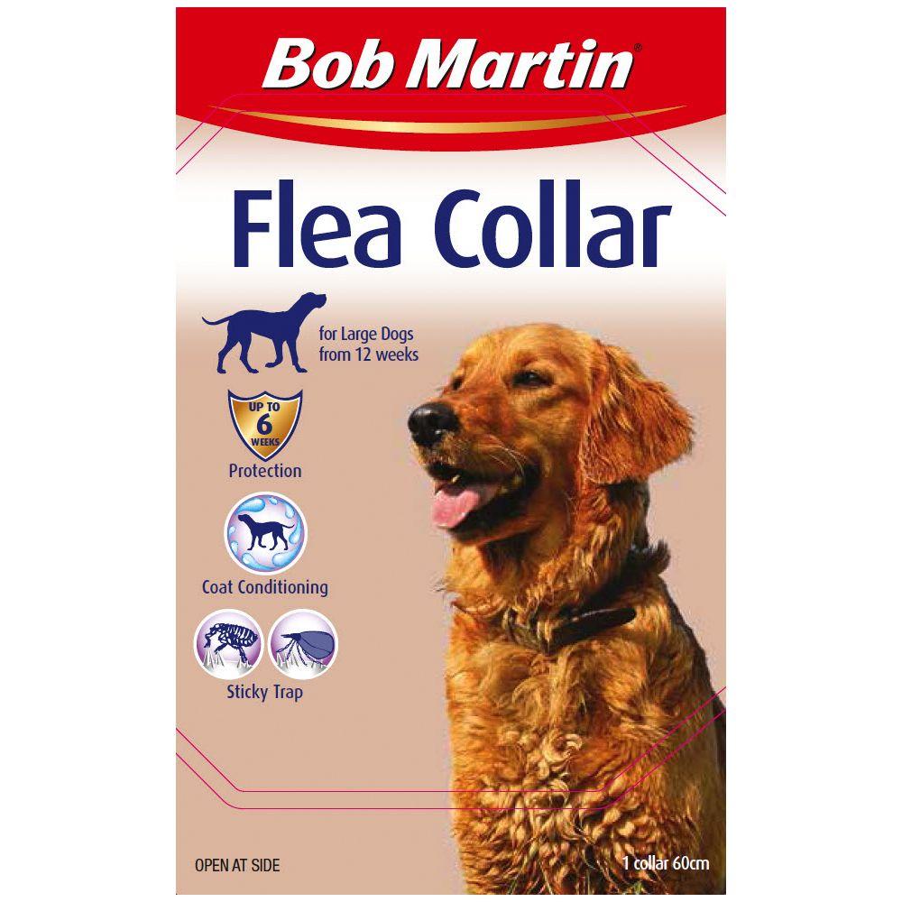 Bob Martin Ungezieferhalsband für Hunde - 3er Pack: Länge 35 cm für kleine Hunde und Katzen