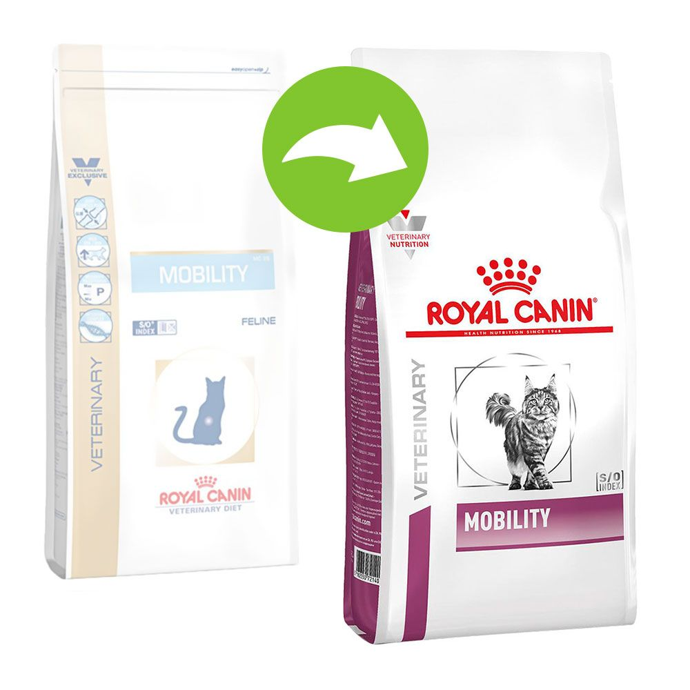 Royal Canin Veterinary Diet Feline Mobility - 2 kg