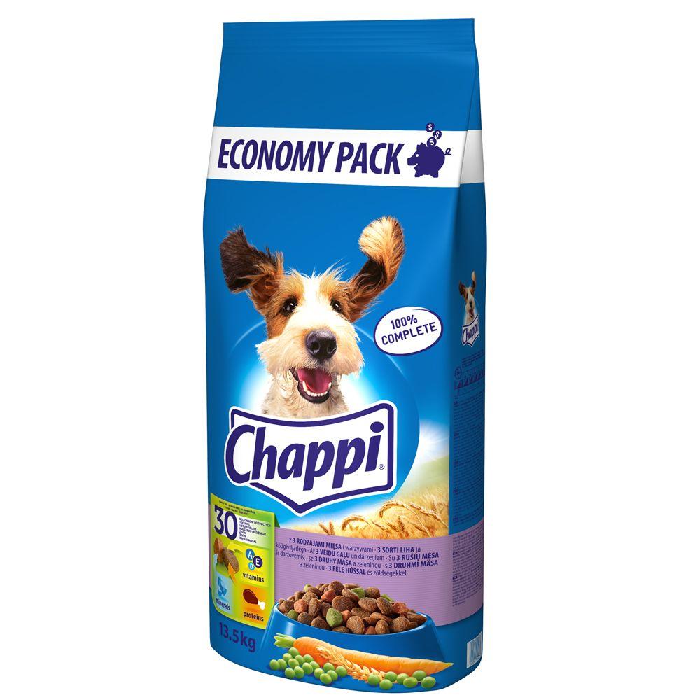 Chappi, 3 rodzaje mi&#x11