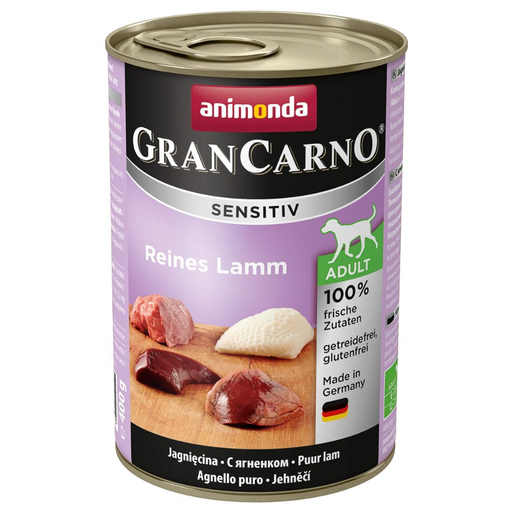 Animonda GranCarno Sensitive 6 x 400g