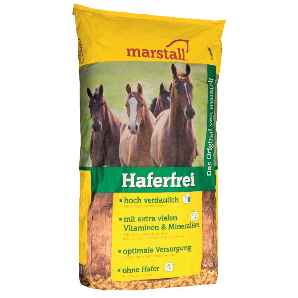 20kg Muesli sans avoine Marstall pour cheval - Muesli pour cheval