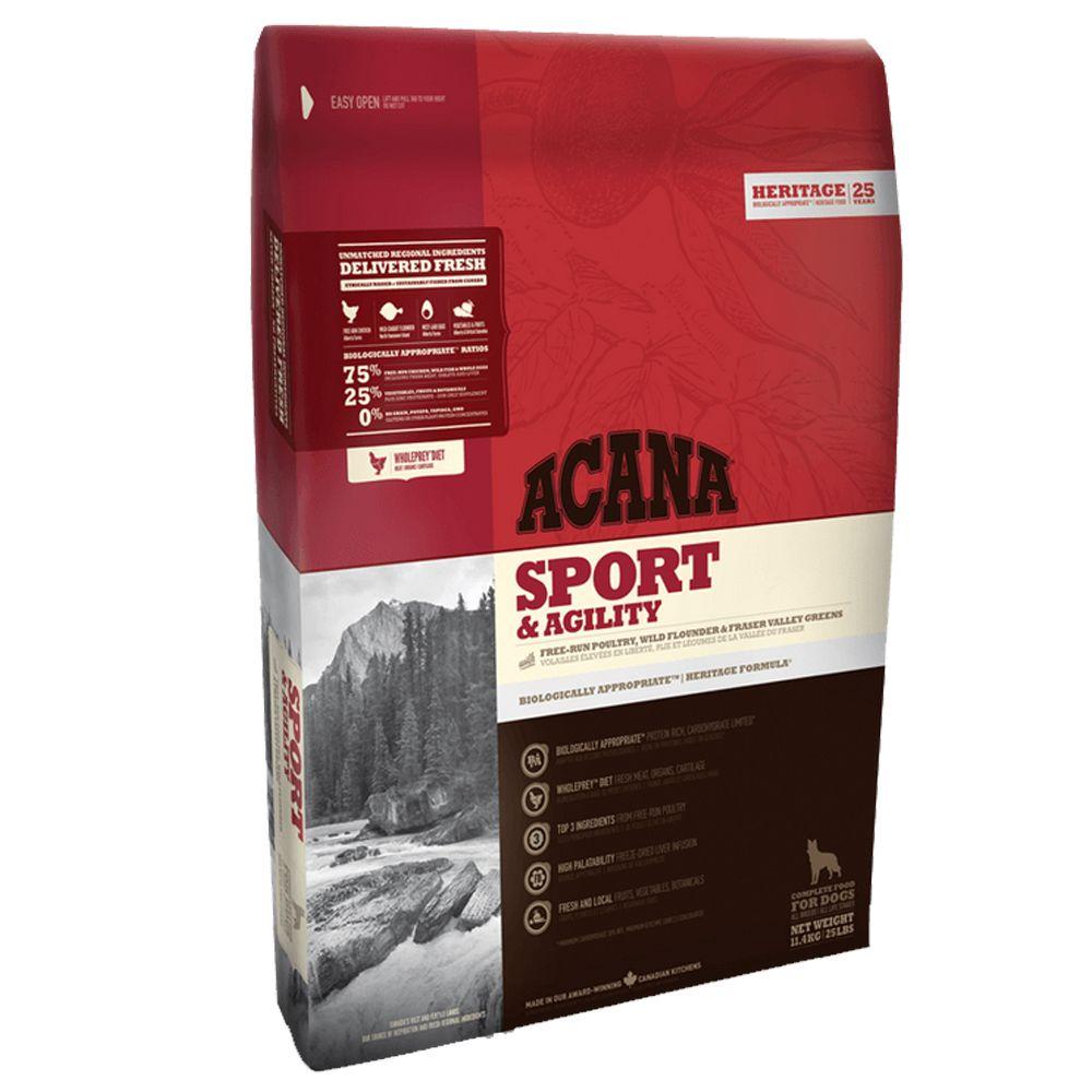 Image of Acana Adult Dog Sport & Agility - 11,4 kg