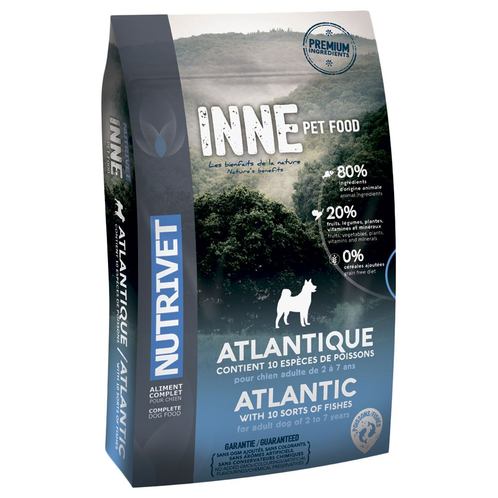 Nutrivet Inne Atlantic Dry Dog Food - 12kg
