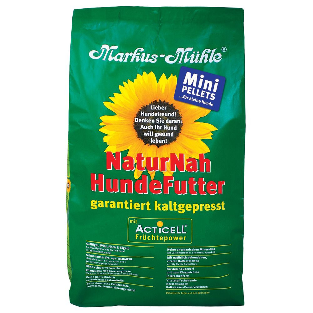 Mini Markus Mühle NaturNah Dry Dog Food