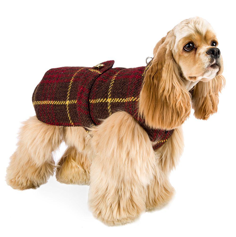 Manteau Ferplast Cambridge pour chien - longueur du dos : 52 cm environ (taille 47)