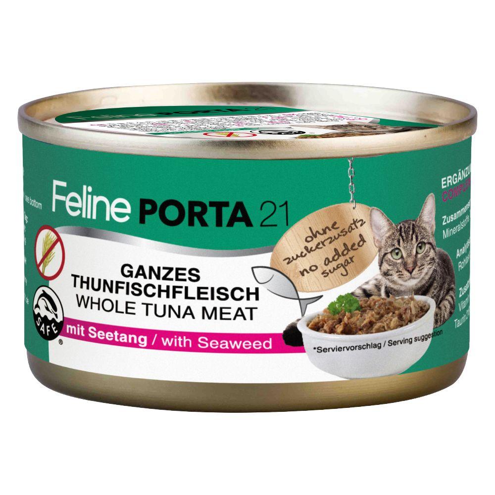 Feline Porta 21 Saver Pack 24 x 90g