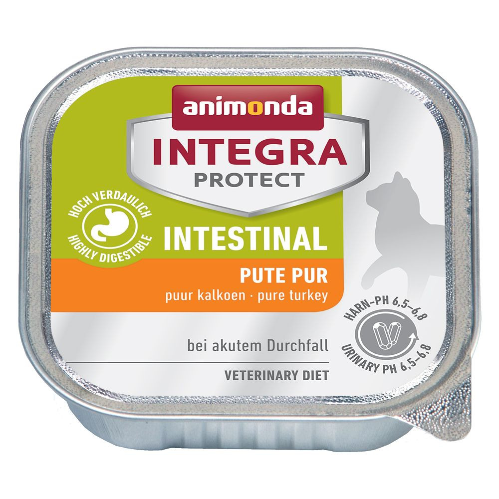 Intestinal Turkey Integra Protect Wet Cat Food