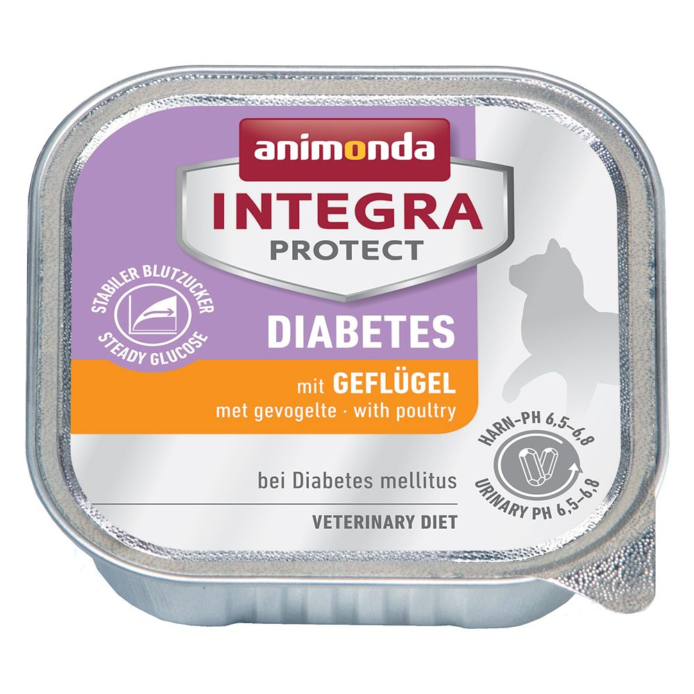 Animonda Integra Protect Adult Diabetes Schale ...