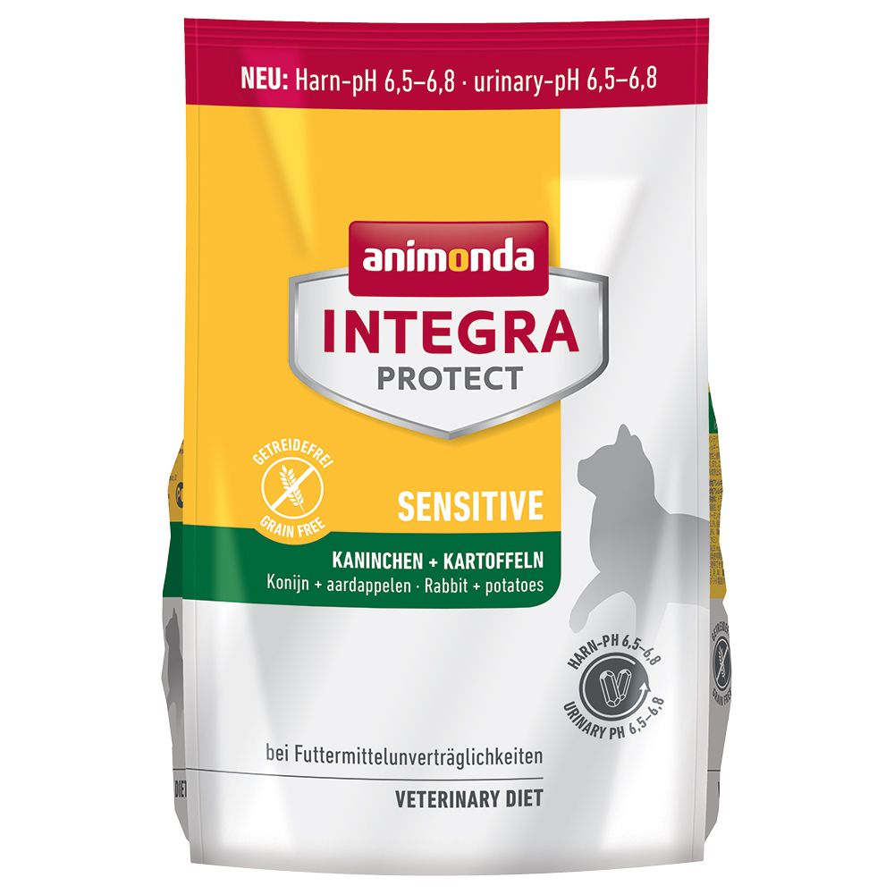 Integra Protect Sensitive Rabbit & Potato - Economy Pack: 3 x 1.2kg