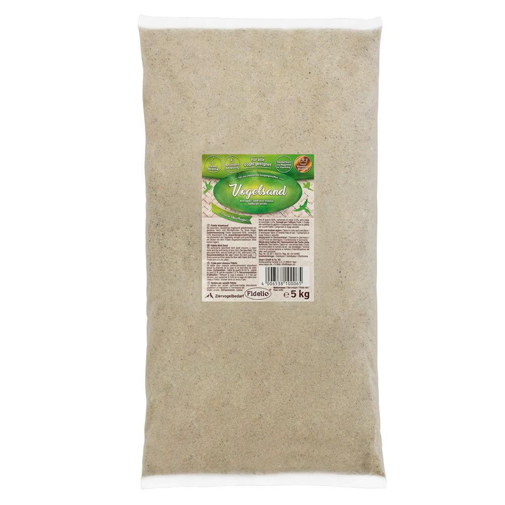 Fidelio piasek dla ptaków - 5 kg