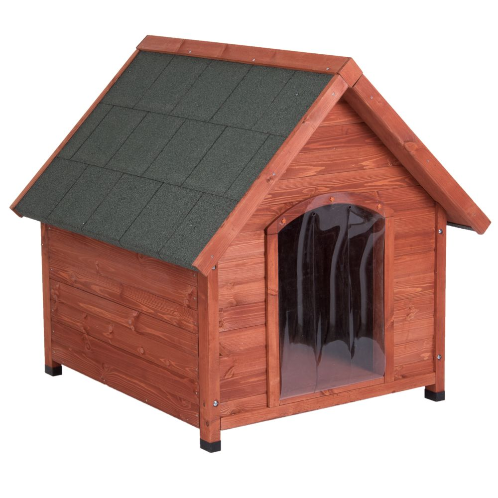 The Spike All Seasons Dog House is ideal for all dogs, offering comfort all year round to those that live outdoors. It can effectively protect your dog against adv...