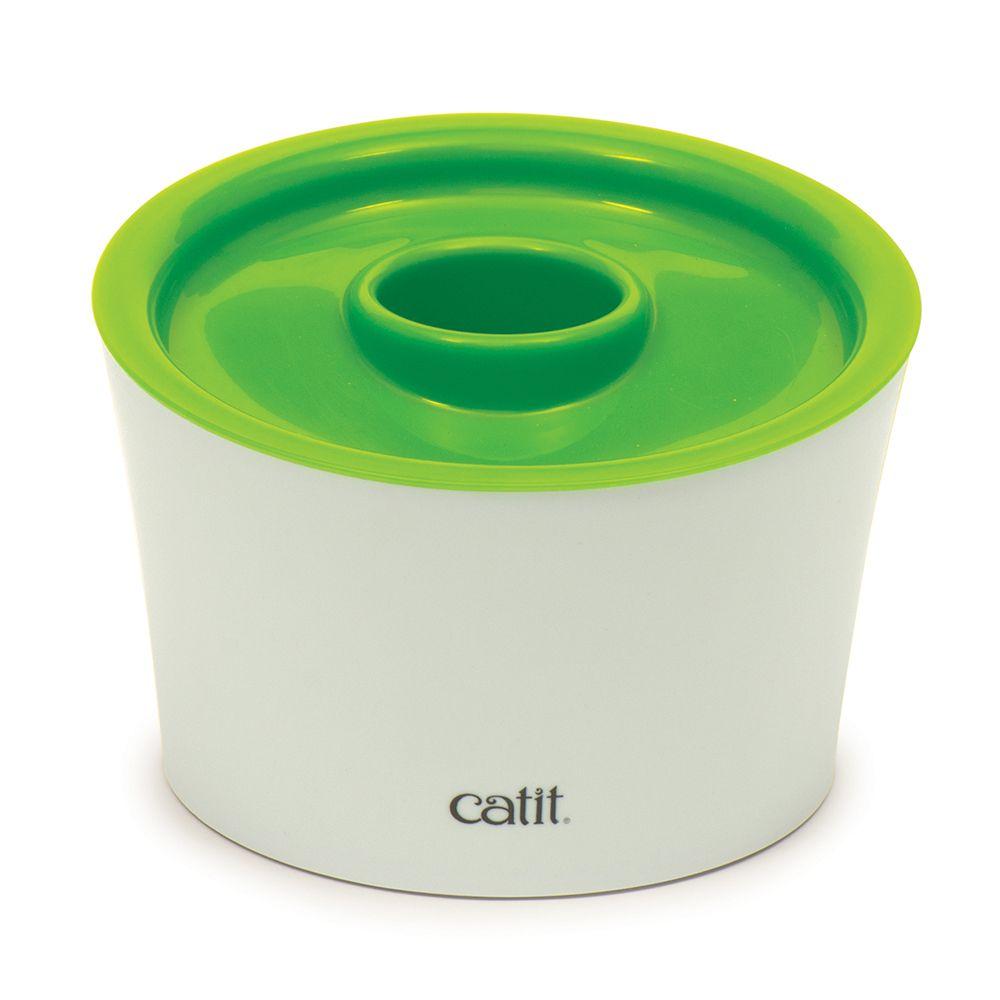 Chat Fontaine distributeur gamelle Gamelle en plastique Gamelle pour chat ludique