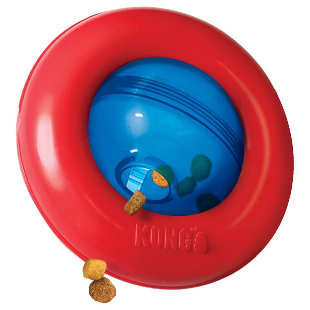 Large KONG Gyro Dog Toy