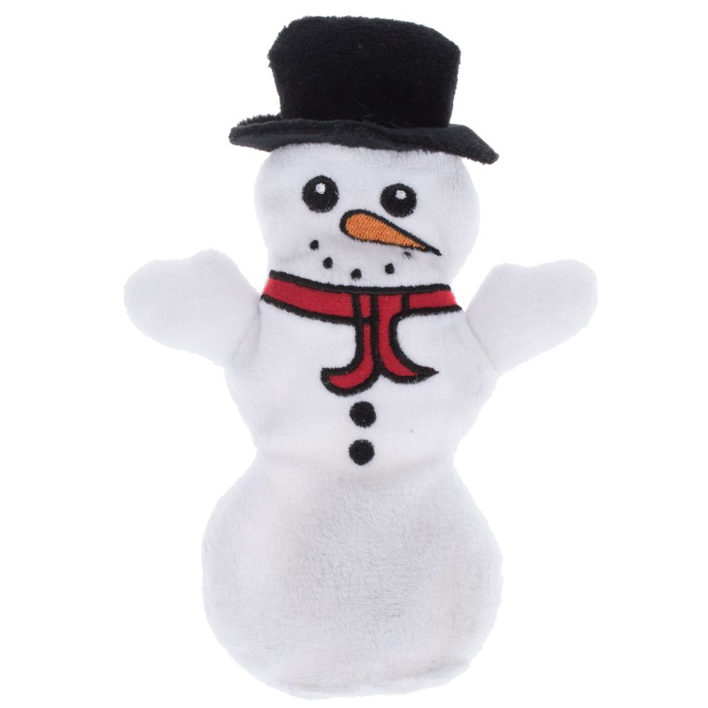 Snowman Catnip Cat Toy