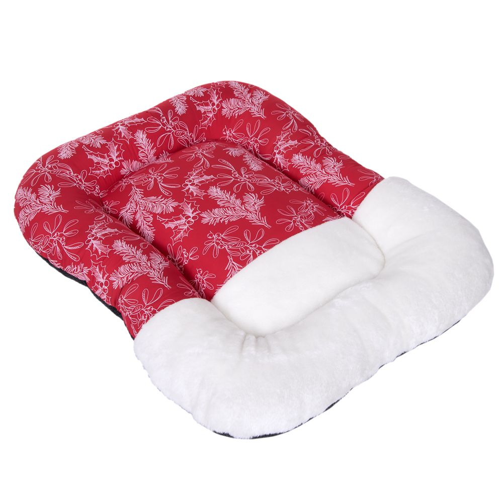 Wintertime Dog Cushion
