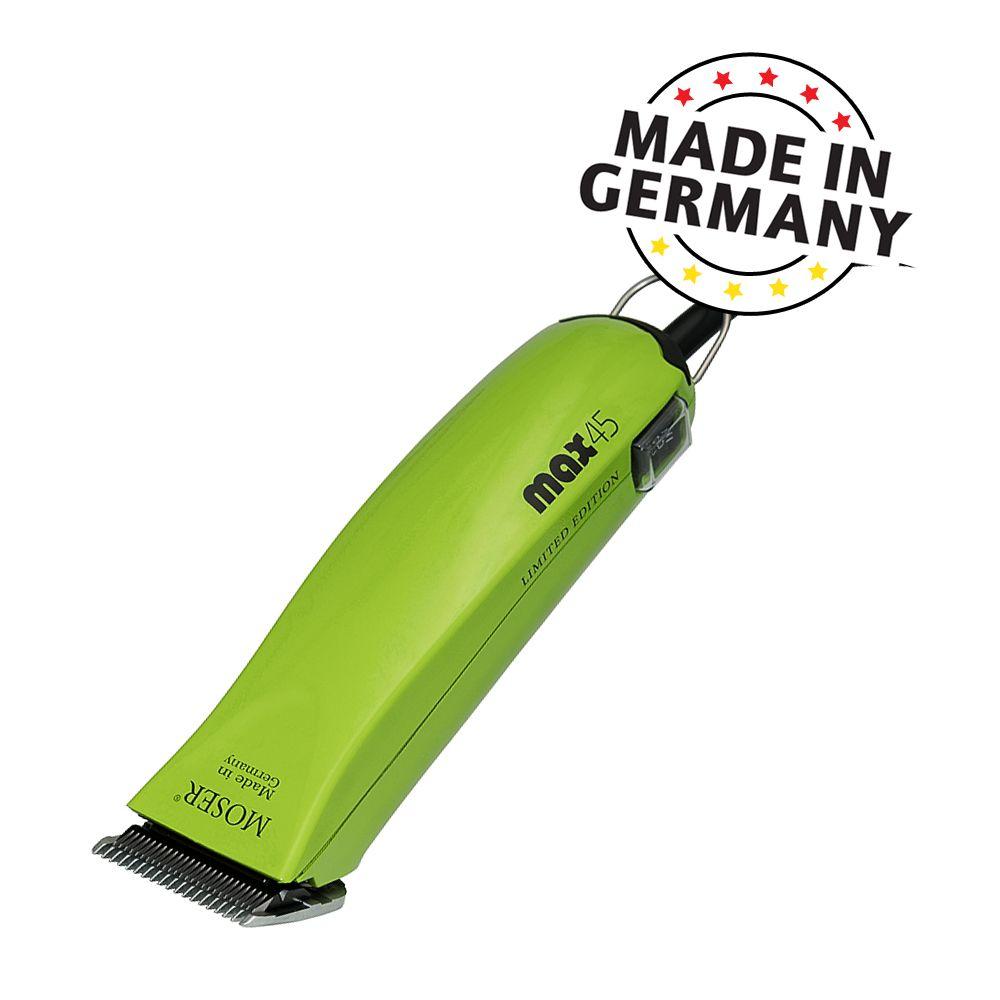 Ersatzscherkopf 3mm für Schermaschine Moser max45 green limited edition Type 1245