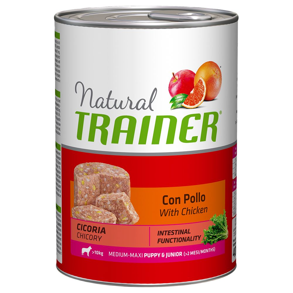 Image of Trainer Natural Puppy & Junior Medium/Maxi - 400 g